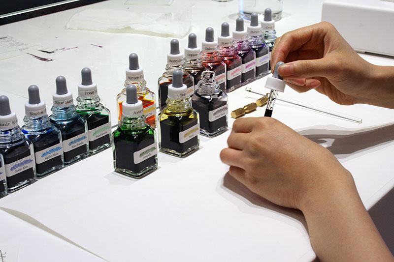 カキモリの新店「ink stand by kakimori」が蔵前月イチに合わせグランドオープンします。